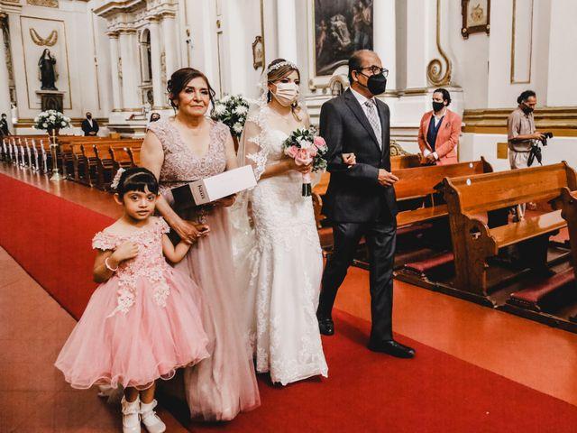 La boda de Daniel y Iliana en Celaya, Guanajuato 35