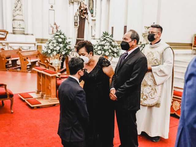 La boda de Daniel y Iliana en Celaya, Guanajuato 36