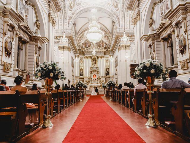 La boda de Daniel y Iliana en Celaya, Guanajuato 38