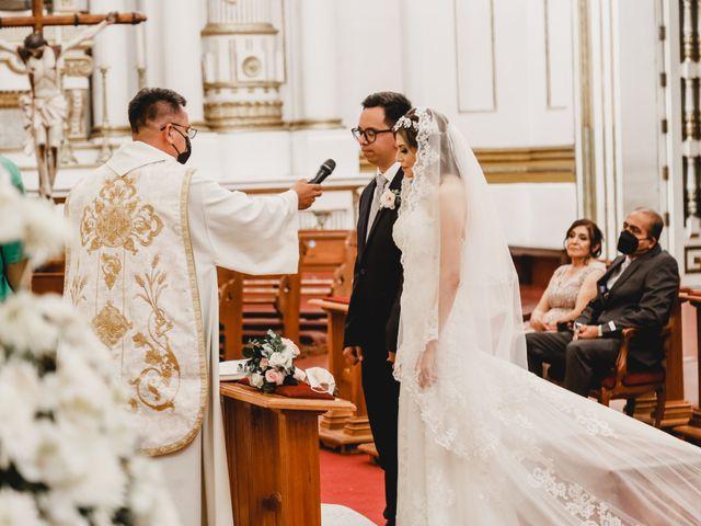 La boda de Daniel y Iliana en Celaya, Guanajuato 41