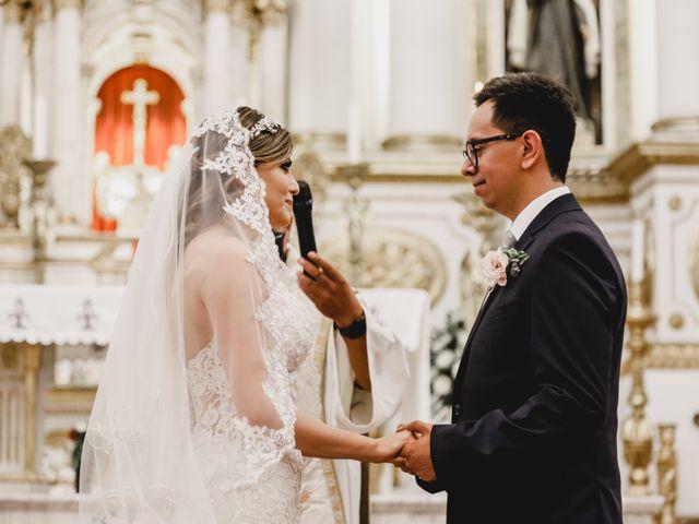 La boda de Daniel y Iliana en Celaya, Guanajuato 42