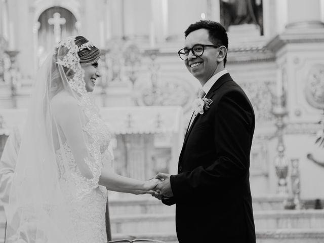 La boda de Daniel y Iliana en Celaya, Guanajuato 43