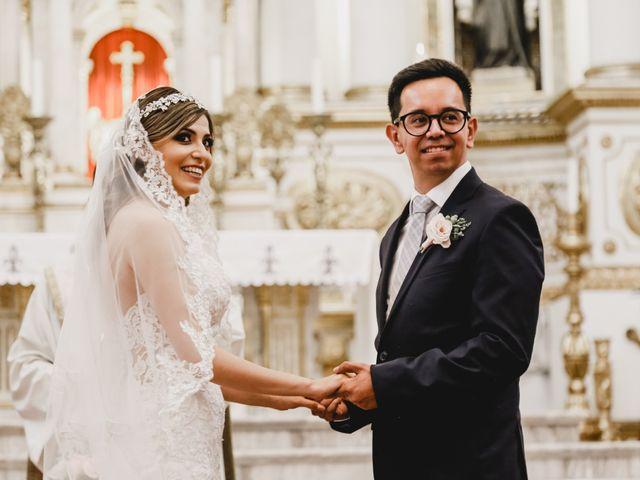 La boda de Daniel y Iliana en Celaya, Guanajuato 44