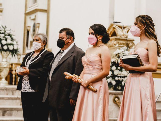La boda de Daniel y Iliana en Celaya, Guanajuato 46