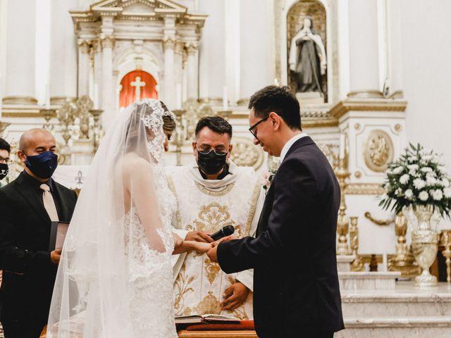 La boda de Daniel y Iliana en Celaya, Guanajuato 47