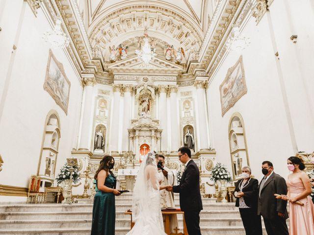 La boda de Daniel y Iliana en Celaya, Guanajuato 49