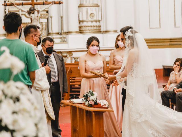La boda de Daniel y Iliana en Celaya, Guanajuato 50