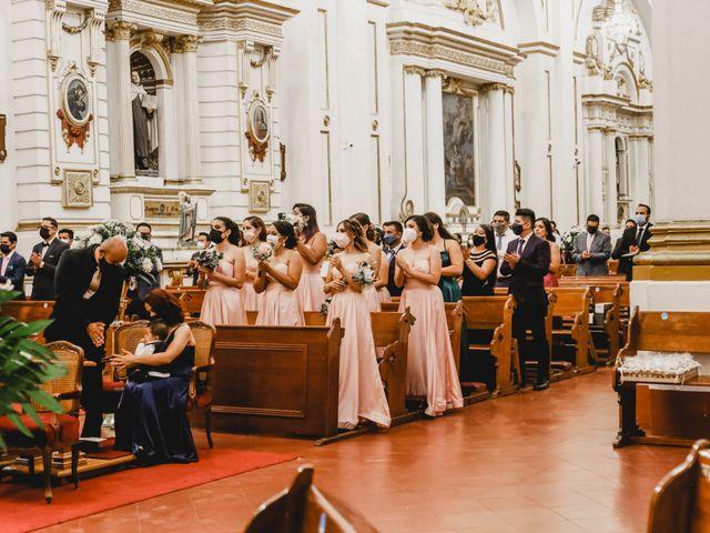 La boda de Daniel y Iliana en Celaya, Guanajuato 51