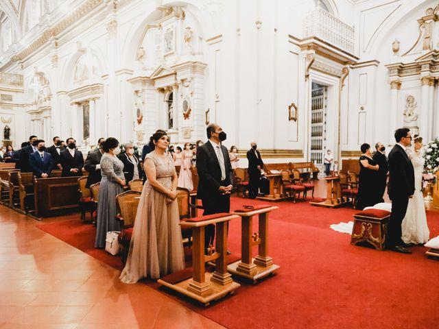 La boda de Daniel y Iliana en Celaya, Guanajuato 52