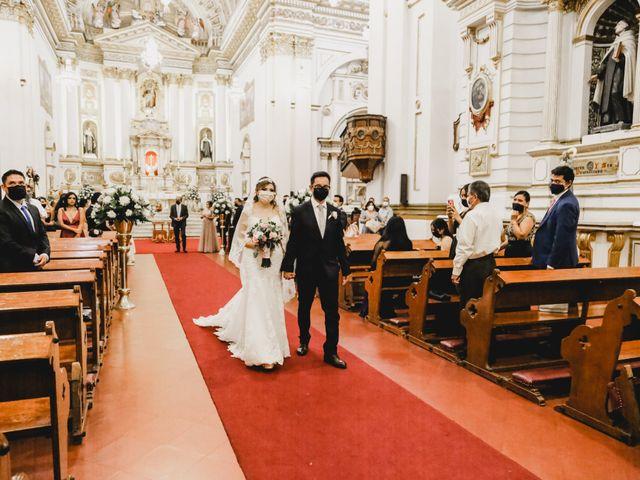 La boda de Daniel y Iliana en Celaya, Guanajuato 53