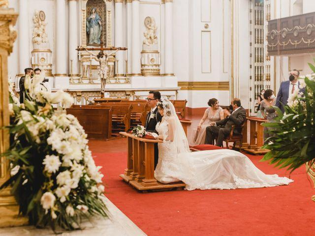 La boda de Daniel y Iliana en Celaya, Guanajuato 55