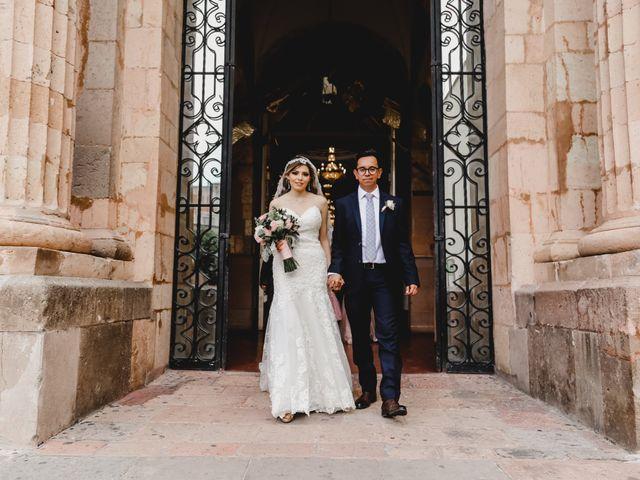 La boda de Daniel y Iliana en Celaya, Guanajuato 56