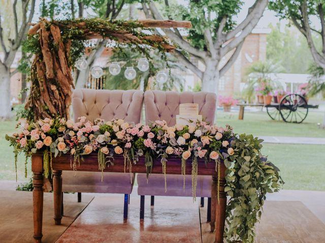 La boda de Daniel y Iliana en Celaya, Guanajuato 60