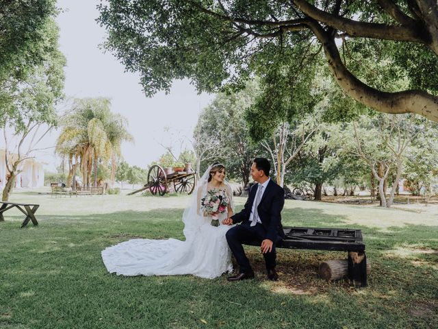 La boda de Daniel y Iliana en Celaya, Guanajuato 72