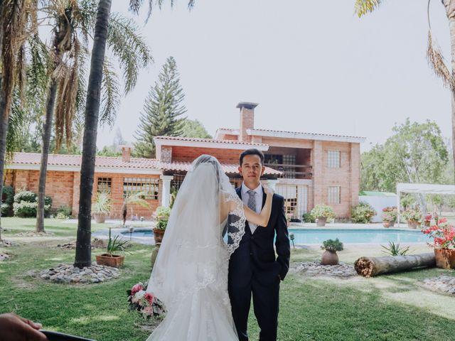 La boda de Daniel y Iliana en Celaya, Guanajuato 74