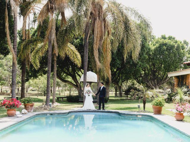 La boda de Daniel y Iliana en Celaya, Guanajuato 76