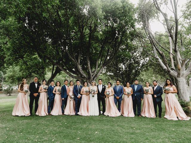 La boda de Daniel y Iliana en Celaya, Guanajuato 90