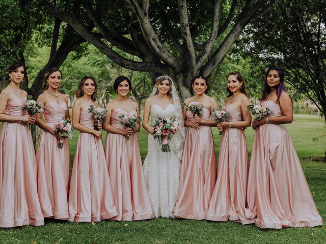 La boda de Daniel y Iliana en Celaya, Guanajuato 2
