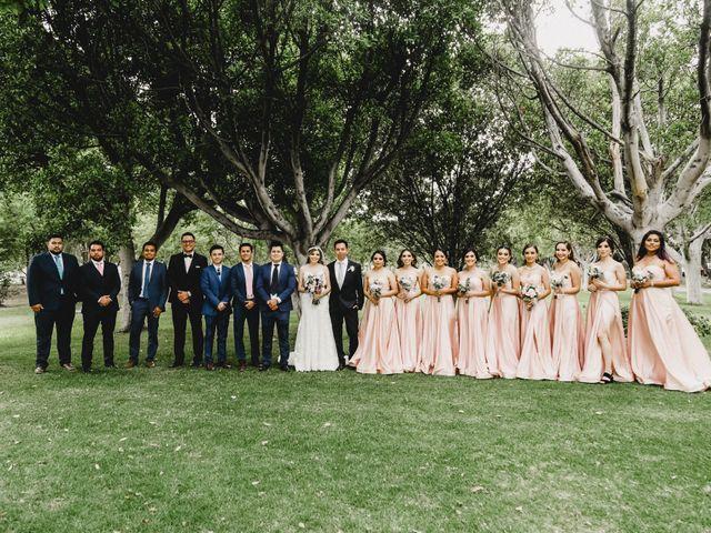 La boda de Daniel y Iliana en Celaya, Guanajuato 92