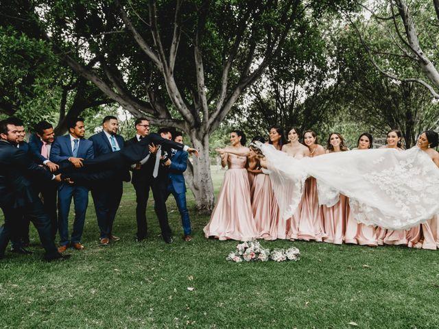 La boda de Daniel y Iliana en Celaya, Guanajuato 96
