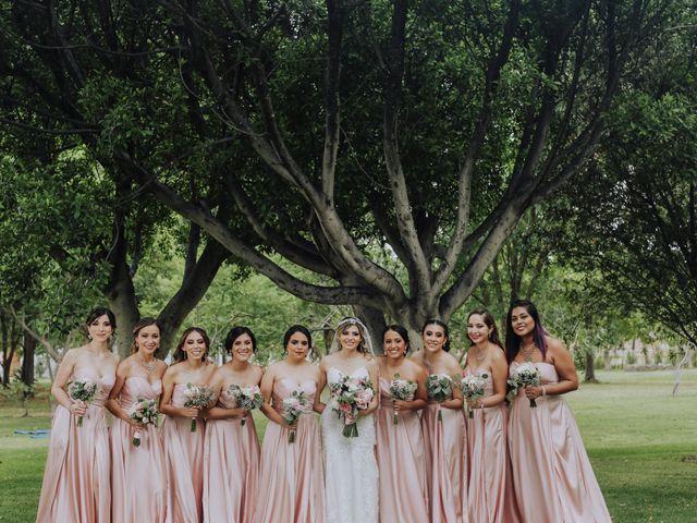 La boda de Daniel y Iliana en Celaya, Guanajuato 101