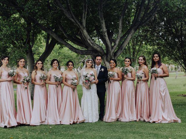 La boda de Daniel y Iliana en Celaya, Guanajuato 102