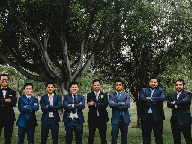 La boda de Daniel y Iliana en Celaya, Guanajuato 104
