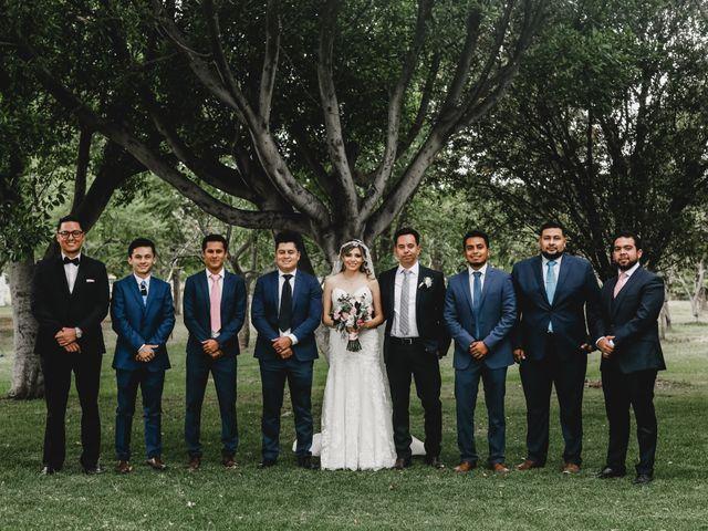 La boda de Daniel y Iliana en Celaya, Guanajuato 105