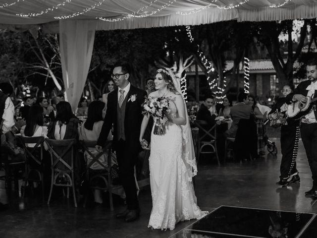 La boda de Daniel y Iliana en Celaya, Guanajuato 107