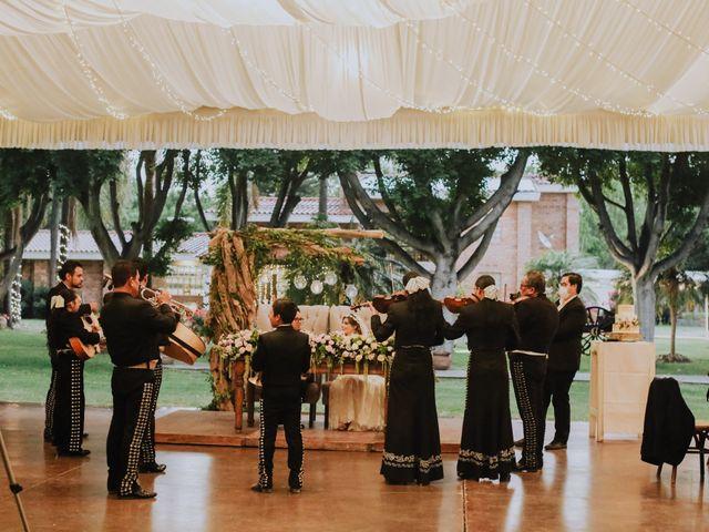 La boda de Daniel y Iliana en Celaya, Guanajuato 109