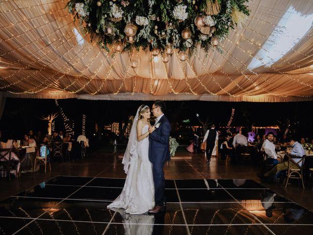 La boda de Daniel y Iliana en Celaya, Guanajuato 110