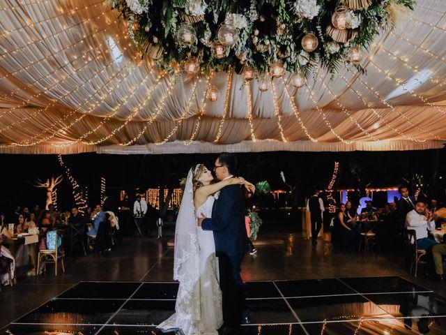 La boda de Daniel y Iliana en Celaya, Guanajuato 113