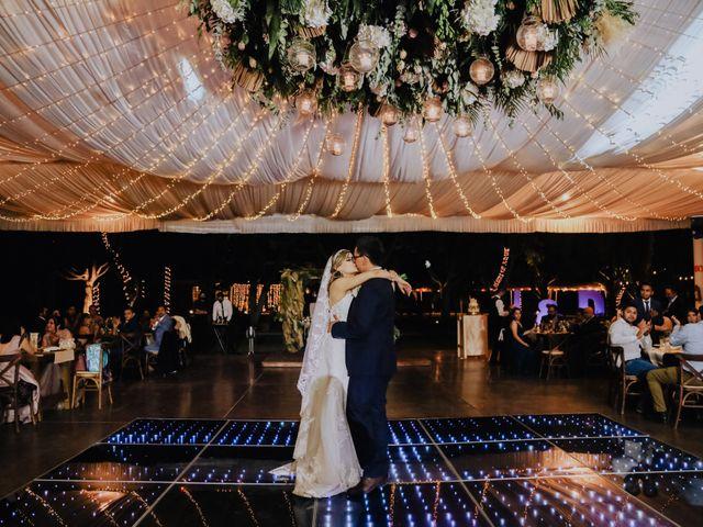 La boda de Daniel y Iliana en Celaya, Guanajuato 114