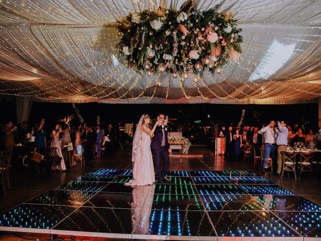 La boda de Daniel y Iliana en Celaya, Guanajuato 116