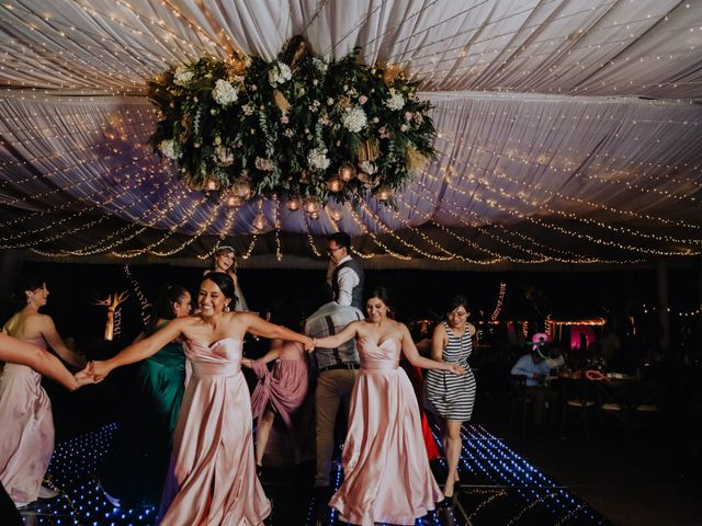 La boda de Daniel y Iliana en Celaya, Guanajuato 121