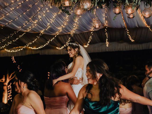 La boda de Daniel y Iliana en Celaya, Guanajuato 122