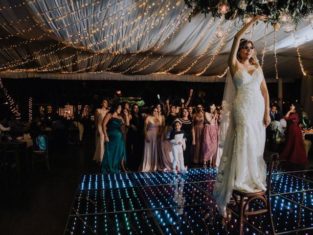 La boda de Daniel y Iliana en Celaya, Guanajuato 123