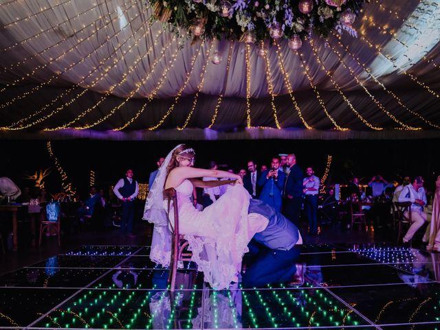 La boda de Daniel y Iliana en Celaya, Guanajuato 127