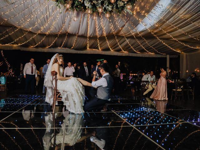 La boda de Daniel y Iliana en Celaya, Guanajuato 129