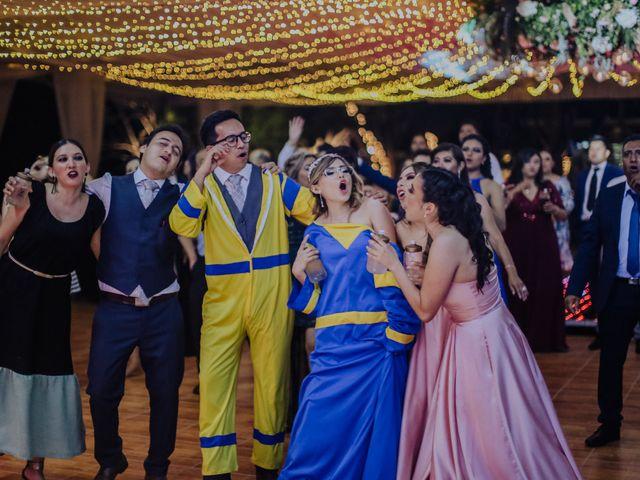 La boda de Daniel y Iliana en Celaya, Guanajuato 133