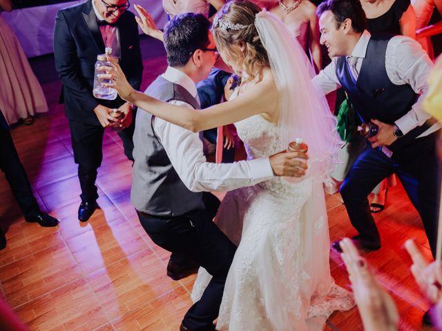 La boda de Daniel y Iliana en Celaya, Guanajuato 138