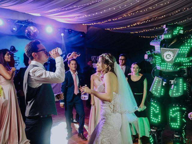 La boda de Daniel y Iliana en Celaya, Guanajuato 139
