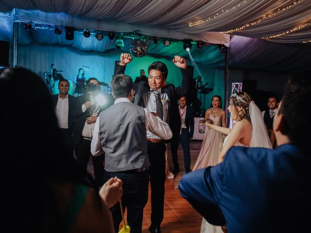 La boda de Daniel y Iliana en Celaya, Guanajuato 140