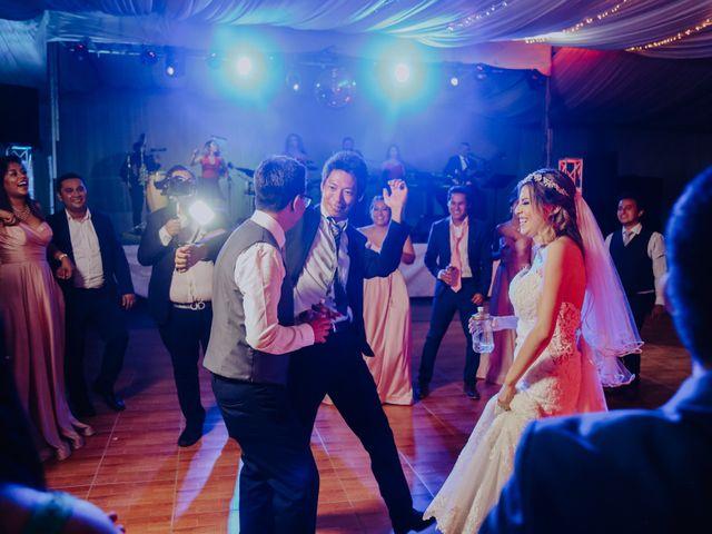 La boda de Daniel y Iliana en Celaya, Guanajuato 142