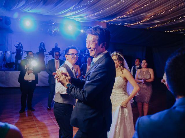 La boda de Daniel y Iliana en Celaya, Guanajuato 143