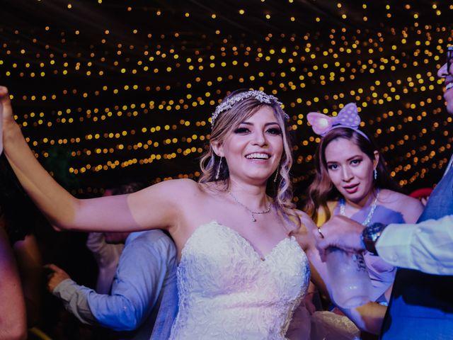 La boda de Daniel y Iliana en Celaya, Guanajuato 149