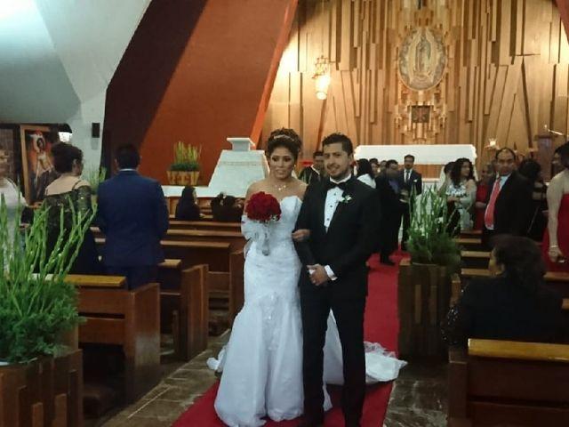 La boda de Erika y Erick