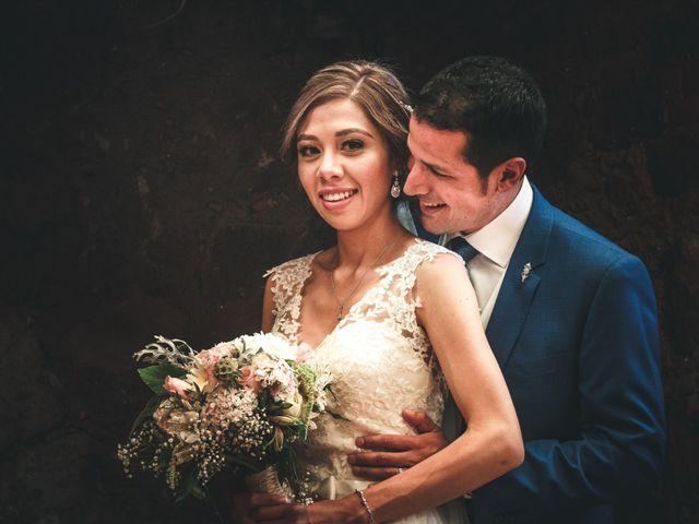 La boda de Sandy y Luis