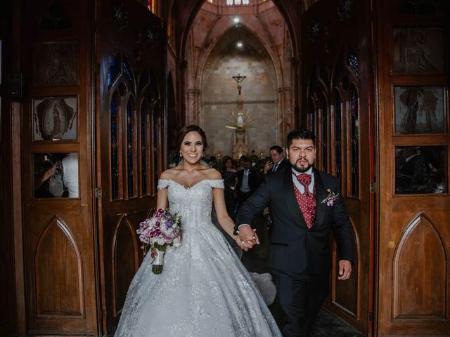 La boda de Paco y Daphne en Zacatecas, Zacatecas 1