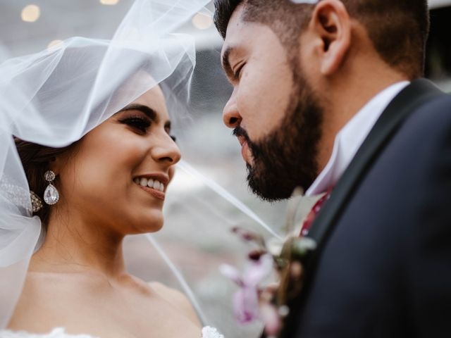 La boda de Daphne y Paco